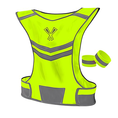 Reflective Vest and Visibility Bands