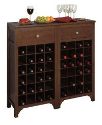 Winsome Wood Wine Cabinet Best Price | Winsome Wood Wine ...