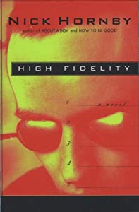 "Cover of ""High Fidelity"""