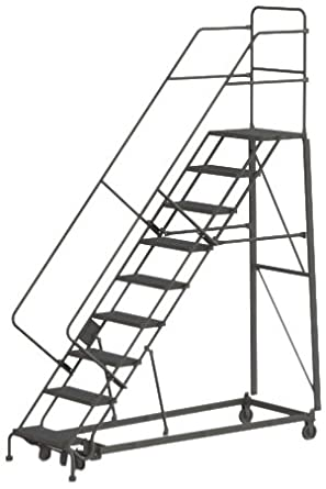 Tri-Arc KDHS109242 9-Step Heavy-Duty Safety Angle Steel