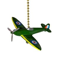 Amazon.com: Airplane Spitfire Ceiling Fan Light Pull