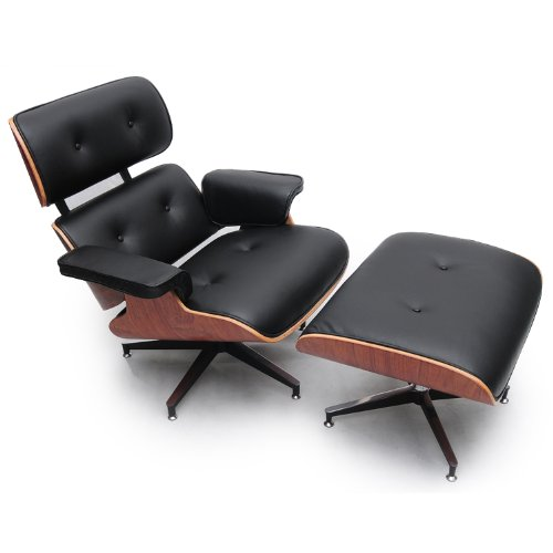 Save on kardiel eames style plywood lounge chair for Cheap eames style chair