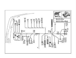 Mercedes r129 wiring