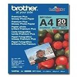Brother BP71GA4 Fotopapier A4 20BL 260g/qm für MFC-6490CW...