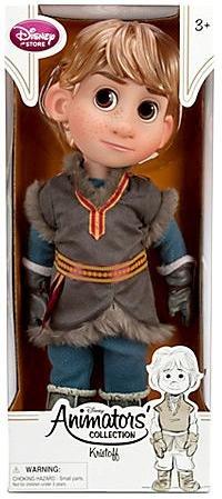 Disney Frozen Kristoff Dolls