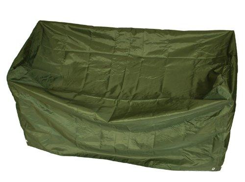 Premium Schutzhülle Abdeckhaube für 3-sitzer Bank grün