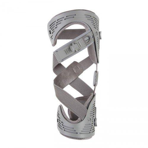 1dd3550ee7 Ossur Unloader One OTS Osteoarthritic Knee Brace-M-Left-Short Medial - Grey