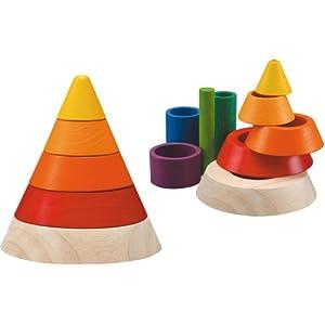 Plan Toys Cone Sorting