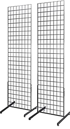 Amazon.com: Commercial Grade 2' x 6' Grid Panel Wall Two