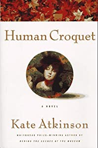 """Cover of """"Human Croquet"""""""