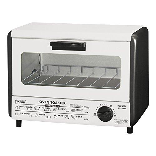 山善(YAMAZEN) オーブントースター NYT-860(W)