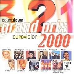 """""""Countdown Grand Prix Eurovision 2000"""""""