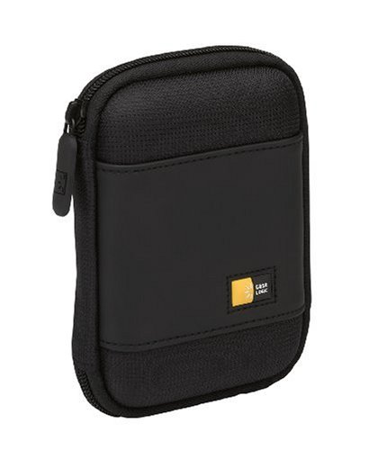 Case Logic Compact Portable Hard Drive Case (Black)