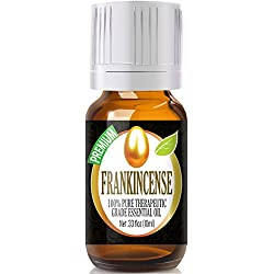 Frankincense - 100% Pure, Best Therapeutic Grade Essential Oil - 10 ml