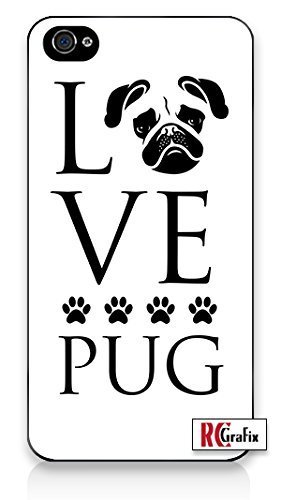 Love Pug Dog UV Print Top Price