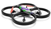 WLtoys V262 Cyclone UFO 4 Channel 6 Axis Gyro Quadcopter...