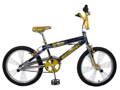 Red Mongoose Bike Mongoose el Ray Bmx Bike