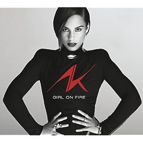 "Alicia Keys ""Girl On Fire"""