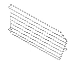Amazon.com : Lozier Basket Divider 8 In. X 13 In. For Use