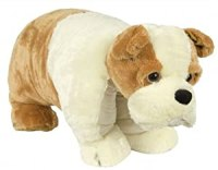 Amazon.com: Jumbo Pillow Chums - Winston the Bulldog - 48 ...