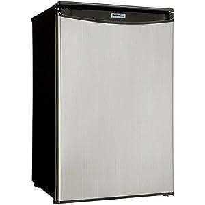 Amazoncom Premium Mini Fridge Appliances Compact Small Apartment Size Refrigerator in