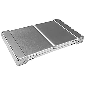 グラントン Tri-folding Bluetooth キーボード(三つ折りタイプ) GK930-WH