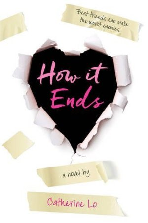 How it Ends by Catherine Lo | Featured Book of the Day | wearewordnerds.com