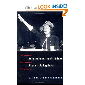 http://www.amazon.com/Women-Far-Right-Mothers-Movement/dp/0226395898