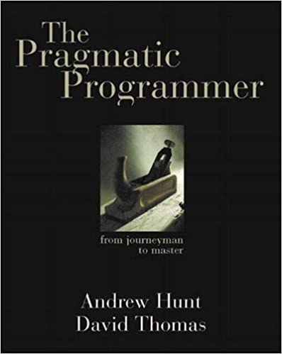 Best books collection: The Pragmatic Programmer