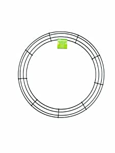 Amazon.com: FloraCraft® SimpleStyle 18 inch Wire Wreath