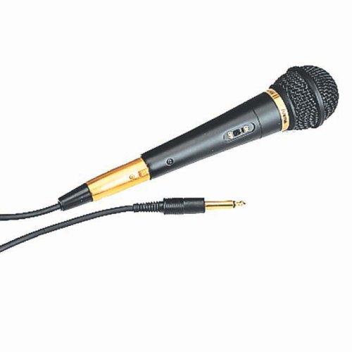 Hama Dynamic Microphone DM-65, with 6.3mm plug and XLR