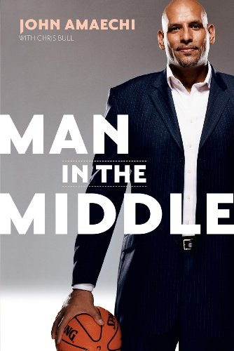 Man in the Middle: John Amaechi: 8601400618219: Amazon.com: Books