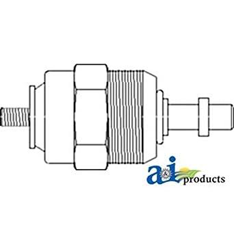Amazon.com: A77753 Solenoid Valve Fuel Fits Case-IH: 1840