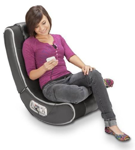 video game chair with cup holder swivel cushions best gaming reviews 2016 ultimate buying guide v rocker 5130301 se