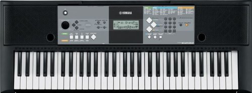Yamaha PSR Series PSRE233 61-Key Portable Keyboard
