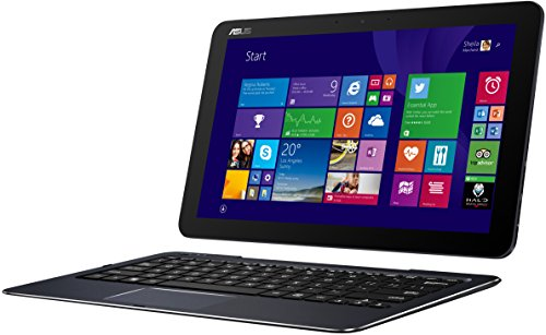 ASUS Transformer Book Chi 12.5-Inch T300CHI-F1-DB Slim All-Aluminum 2 in 1 Detachable Touchscreen Laptop, Core M, 4 GB RAM, 128 GB SSD