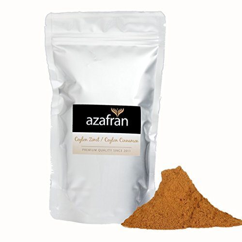 BIO-Ceylon Zimt gemahlen - Zimtpulver (250g) von Azafran®