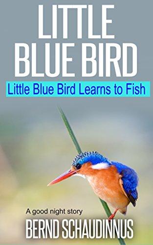 Little Blue Bird: Little Blue Bird Learns to Fish