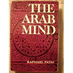 "Cover of ""The Arab mind"""