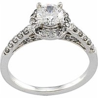 Ring Settings: Diamond Ring Settings Without Center Stone