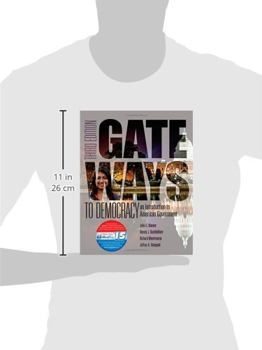 Gateways To Democracy An Introduction To American