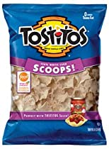 Tostitos Scoops Tortilla Chips 10 oz