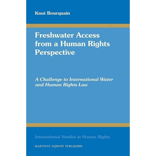 Freshwater Access from a Human Rights Perspective