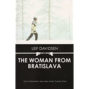 The Woman from Bratislava (Eurocrime)