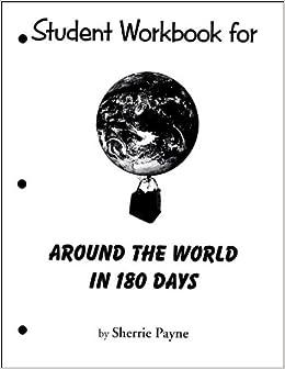 Student Workbook for Around the World in 180 Days (Around
