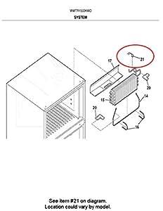 Amazon.com: Refrigerator Defrost Thermostat Kit L47-22F