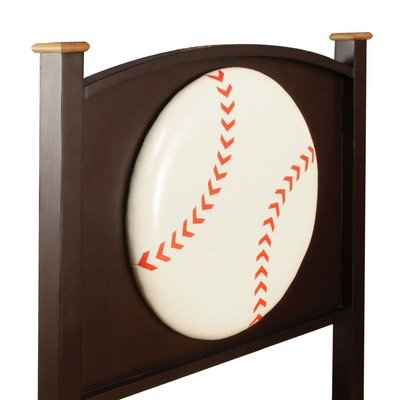 Sports Fun Baseball Full Panel Headboard