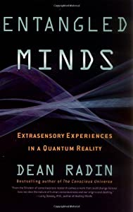 "Cover of ""Entangled Minds: Extrasensory E..."