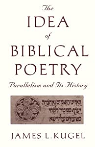 "Cover of ""The Idea of Biblical Poetry: Pa..."