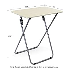 Furinno FNBL-22015 Gaya Folding Space Saving Writing Desk